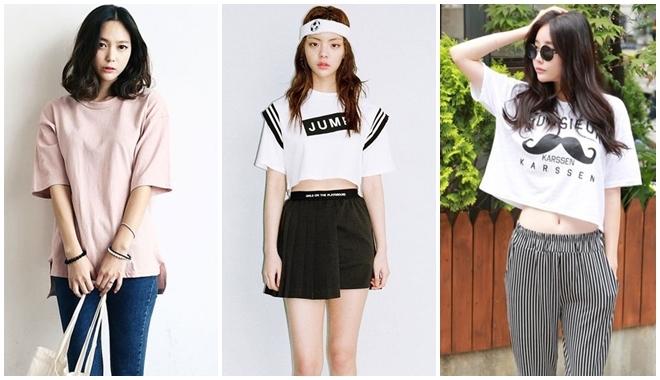 """5 kiểu áo giúp nàng """"cò hương"""" thêm tự tin và căng tràn sức sống"""