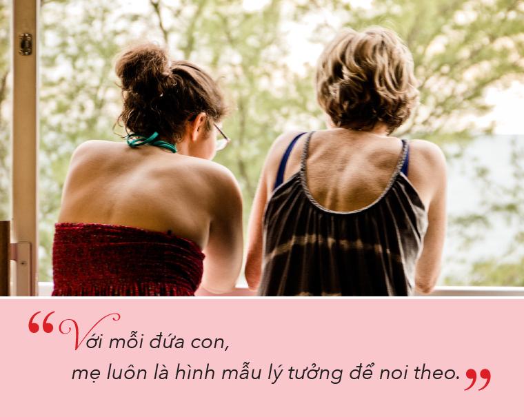 Yêu ai thì yêu nhưng cũng đừng quên yêu mẹ bằng 10 câu nói đơn giản