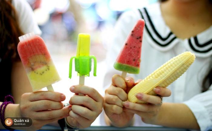 """Dự báo những loại kem """"hot hit"""" đầu mùa hè 2017"""