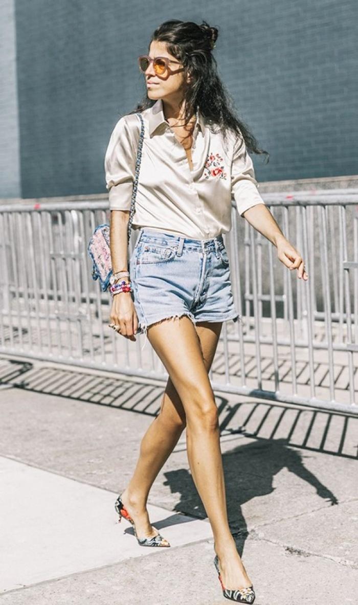 Mùa của short jeans tới rồi, chắc gì bạn đã biết cách mặc?