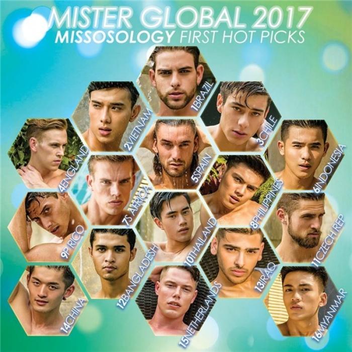 Đại diện Việt Nam oanh tạc bảng xếp hạng Mister Global 2017 - Tin sao Viet - Tin tuc sao Viet - Scandal sao Viet - Tin tuc cua Sao - Tin cua Sao