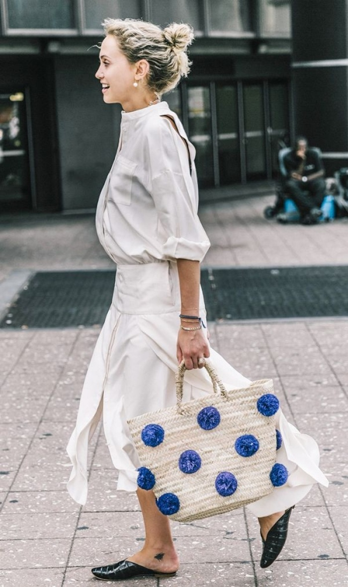 Túi cói - món đồ mọi cô nàng đều 'thèm khát' trong mùa hè