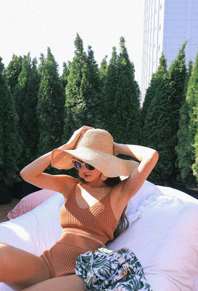 Bikini len, hot trend Hàn Quốc dành cho những cô nàng chuyên diện bikini để chụp ảnh sống ảo - Ảnh 4.