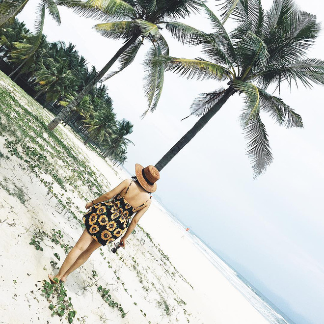 Ngay gần Hội An có bãi biển lọt top đẹp nhất Châu Á: Mới toanh và cực ít người biết - Ảnh 9.
