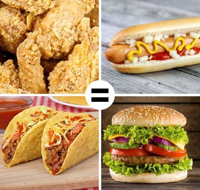 """12 sự thật """"đắng lòng"""" về đồ ăn nhanh người bán chẳng dám nói với bạn"""