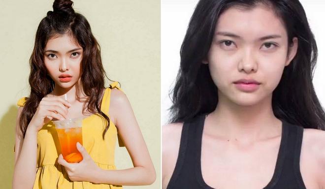 Các hot girl The Face ngoài đời có mặt mộc đẹp không tì vết như khi lên sóng không?