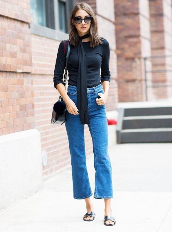 """Cách chọn quần jeans """"chuẩn không cần chỉnh"""" cho từng dáng người"""