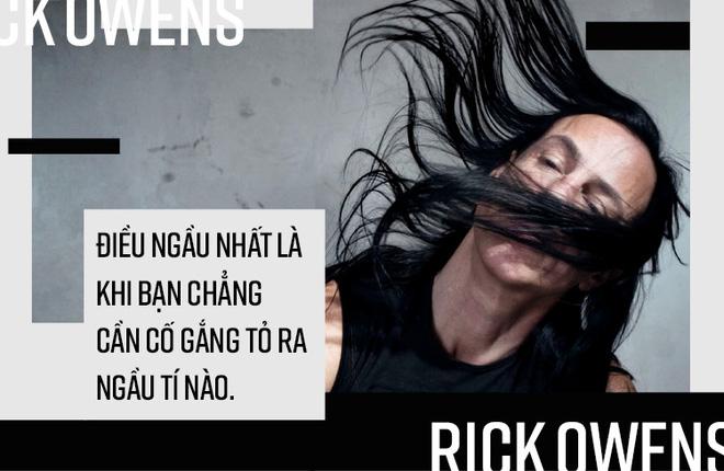 Rick Owens: Nhà thiết kế hư hỏng và mối tình kỳ lạ với người vợ hơn 17 tuổi - Ảnh 18.
