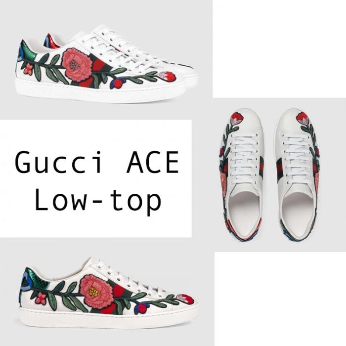 Nhưng chiếc giày màu trắng được thêu những bông hoa được thiết kế trải dài trên thân giày và kết thúc bằng một đường bo tròn tại mặt sau giày đã khiến phái đẹp mê đắm và chưa có dấu hiệu giảm nhiệt trong năm nay.