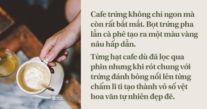 Dẫn đầu trong top 17 loại cafe đáng thử nhất thế giới, vì sao cafe trứng của Hà Nội lại quyến rũ đến thế?Dẫn đầu trong top 17 loại cafe đáng thử nhất thế giới, vì sao cafe trứng của Hà Nội lại quyến rũ đến thế? - Ảnh 6.