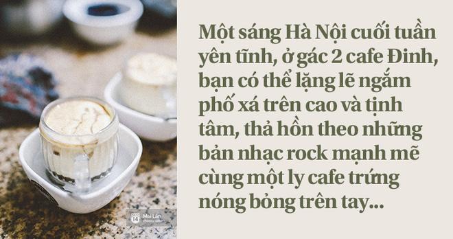 Dẫn đầu trong top 17 loại cafe đáng thử nhất thế giới, vì sao cafe trứng của Hà Nội lại quyến rũ đến thế?Dẫn đầu trong top 17 loại cafe đáng thử nhất thế giới, vì sao cafe trứng của Hà Nội lại quyến rũ đến thế? - Ảnh 16.