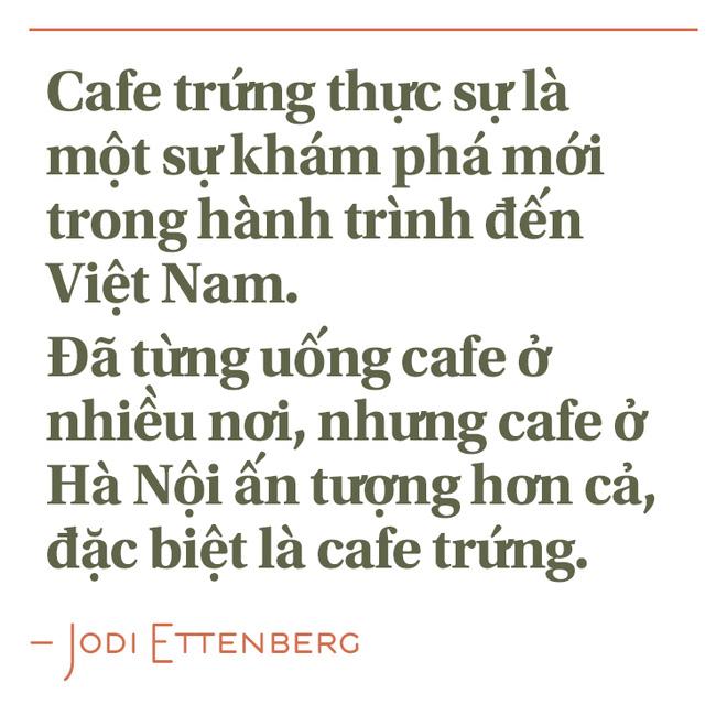 Dẫn đầu trong top 17 loại cafe đáng thử nhất thế giới, vì sao cafe trứng của Hà Nội lại quyến rũ đến thế?Dẫn đầu trong top 17 loại cafe đáng thử nhất thế giới, vì sao cafe trứng của Hà Nội lại quyến rũ đến thế? - Ảnh 3.