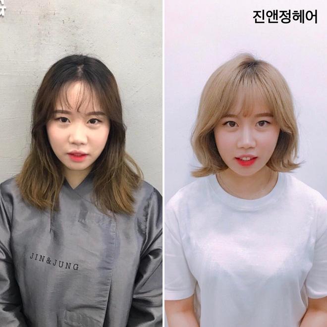 15 bức ảnh before/after khiến bạn chỉ muốn bay ngay sang Hàn để làm tóc15 bức ảnh khiến bạn chỉ muốn bay ngay sang Hàn Quốc để làm tóc - Ảnh 11.