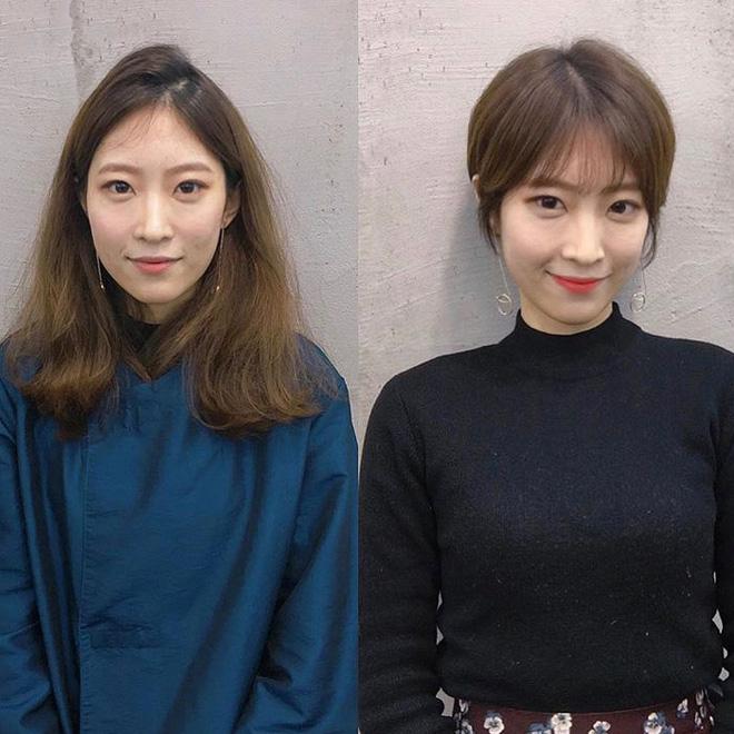 15 bức ảnh before/after khiến bạn chỉ muốn bay ngay sang Hàn để làm tóc15 bức ảnh khiến bạn chỉ muốn bay ngay sang Hàn Quốc để làm tóc - Ảnh 9.