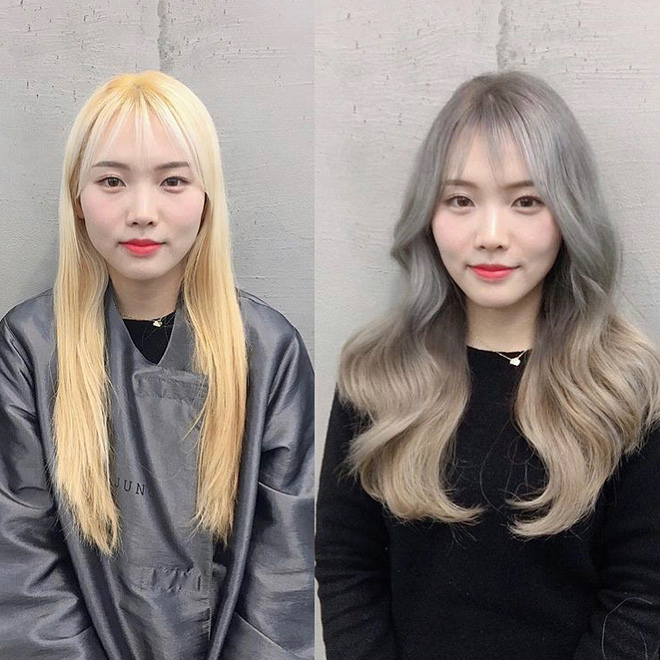 15 bức ảnh before/after khiến bạn chỉ muốn bay ngay sang Hàn để làm tóc15 bức ảnh khiến bạn chỉ muốn bay ngay sang Hàn Quốc để làm tóc - Ảnh 3.