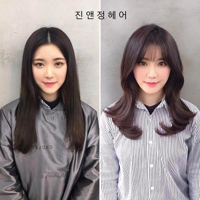 15 bức ảnh before/after khiến bạn chỉ muốn bay ngay sang Hàn để làm tóc15 bức ảnh khiến bạn chỉ muốn bay ngay sang Hàn Quốc để làm tóc - Ảnh 6.