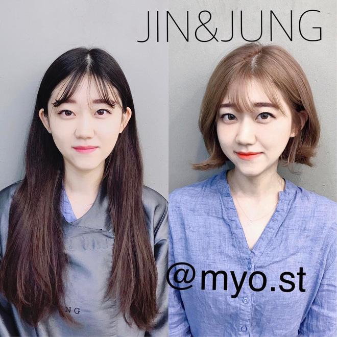 15 bức ảnh before/after khiến bạn chỉ muốn bay ngay sang Hàn để làm tóc15 bức ảnh khiến bạn chỉ muốn bay ngay sang Hàn Quốc để làm tóc - Ảnh 14.