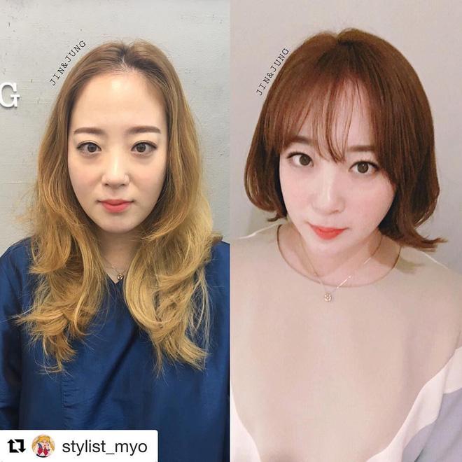 15 bức ảnh before/after khiến bạn chỉ muốn bay ngay sang Hàn để làm tóc15 bức ảnh khiến bạn chỉ muốn bay ngay sang Hàn Quốc để làm tóc - Ảnh 10.