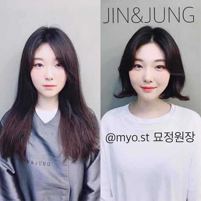 15 bức ảnh before/after khiến bạn chỉ muốn bay ngay sang Hàn để làm tóc15 bức ảnh khiến bạn chỉ muốn bay ngay sang Hàn Quốc để làm tóc - Ảnh 15.