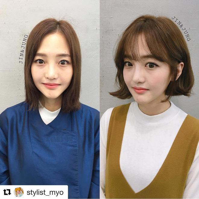 15 bức ảnh before/after khiến bạn chỉ muốn bay ngay sang Hàn để làm tóc15 bức ảnh khiến bạn chỉ muốn bay ngay sang Hàn Quốc để làm tóc - Ảnh 5.
