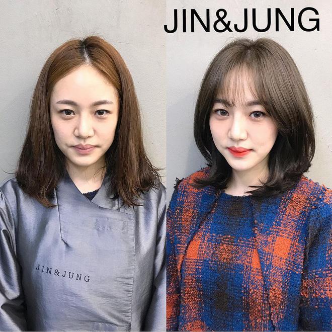 15 bức ảnh before/after khiến bạn chỉ muốn bay ngay sang Hàn để làm tóc15 bức ảnh khiến bạn chỉ muốn bay ngay sang Hàn Quốc để làm tóc - Ảnh 7.