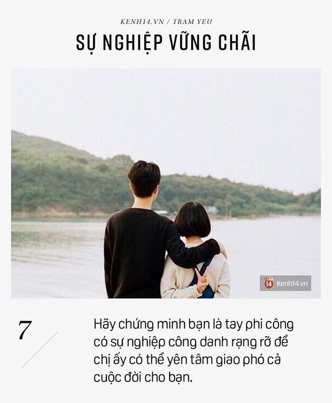 9 điều các chàng phi công trẻ nên nhớ nếu muốn cầm cưa một cô gái lớn tuổi hơn - Ảnh 13.