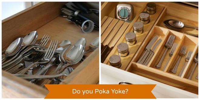 Poka-yoke: cách đặc biệt của người Nhật giúp hạn chế tật hay quên của người có trí nhớ cá vàng - Ảnh 2.
