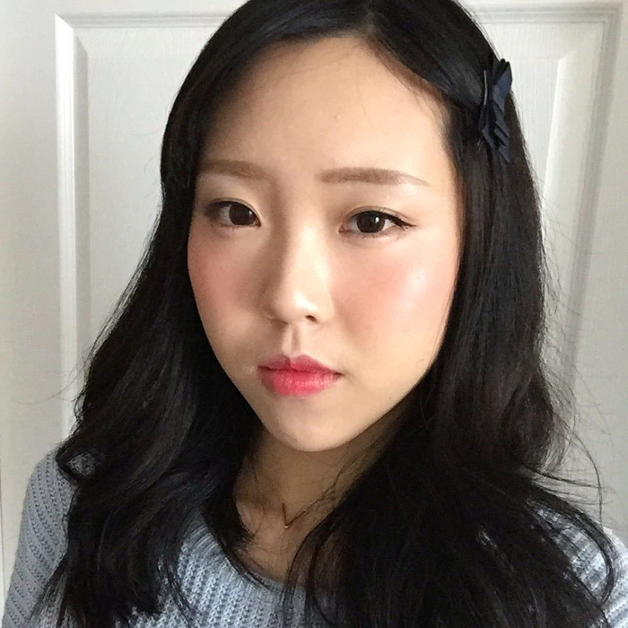 Vì sao má con gái Hàn luôn hây hây mướt rượt như thế? Câu trả lời chính là má hồng dạng sữaVì sao má con gái Hàn luôn hây hây mướt rượt như thế? Câu trả lời chính là má hồng dạng sữa - Ảnh 20.