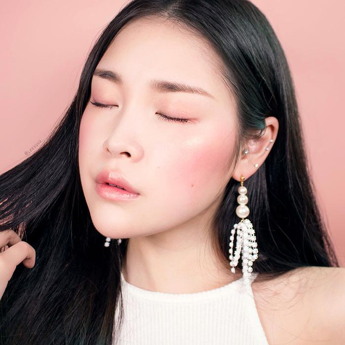 Vì sao má con gái Hàn luôn hây hây mướt rượt như thế? Câu trả lời chính là má hồng dạng sữaVì sao má con gái Hàn luôn hây hây mướt rượt như thế? Câu trả lời chính là má hồng dạng sữa - Ảnh 24.