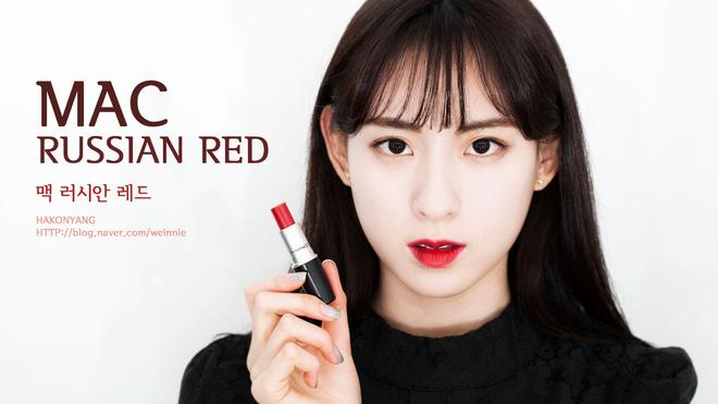 8 thỏi son đỏ đắt hàng nhất của MAC hóa ra toàn là những màu dễ hợp với con gái Việt - Ảnh 2.