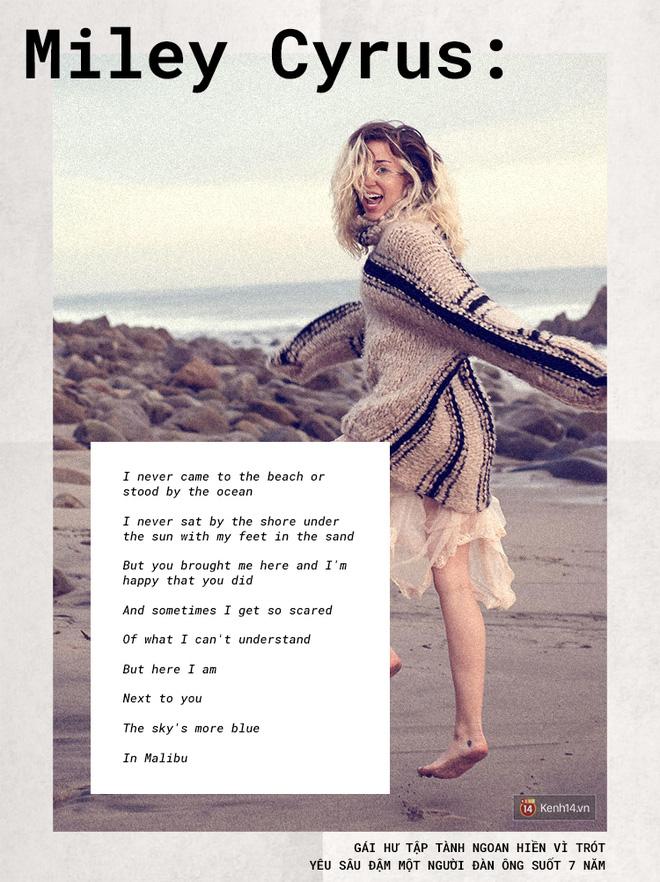 Miley Cyrus: Gái hư chịu trở về hình hài gái ngoan vì trót yêu sâu đậm một người đàn ông suốt 7 năm - Ảnh 1.