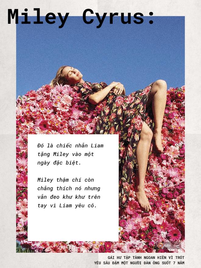 Miley Cyrus: Gái hư chịu trở về hình hài gái ngoan vì trót yêu sâu đậm một người đàn ông suốt 7 năm - Ảnh 7.
