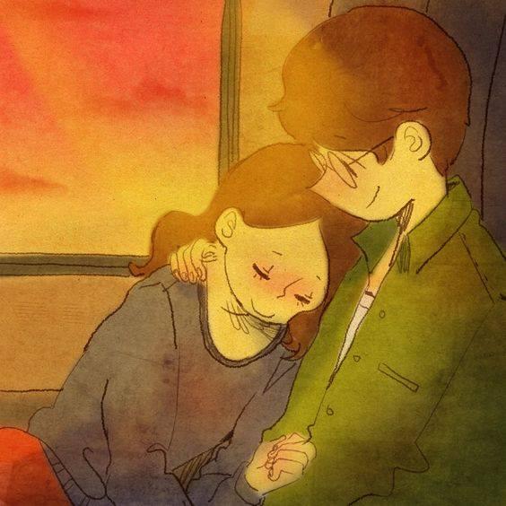 Cảm giác bình yên và ấm áp nhất: Được rúc vào vòng tay bạn trai ngủ quên cả thế giới!Cảm giác bình yên và ấm áp nhất: Được rúc vào vòng tay bạn trai ngủ quên cả thế giới! - Ảnh 5.