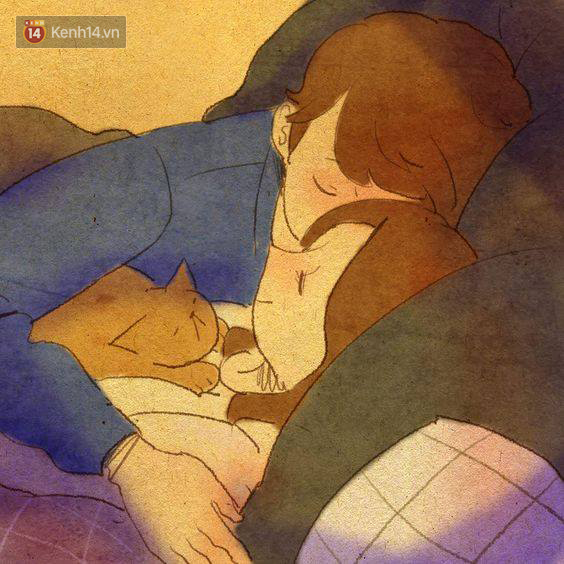 Cảm giác bình yên và ấm áp nhất: Được rúc vào vòng tay bạn trai ngủ quên cả thế giới!Cảm giác bình yên và ấm áp nhất: Được rúc vào vòng tay bạn trai ngủ quên cả thế giới! - Ảnh 3.