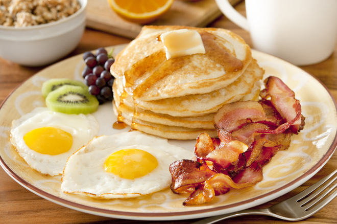 Để có thân hình mảnh mai, nên ăn sáng như vua, ăn trưa như hoàng tử và ăn tối như ăn mày - Ảnh 3.
