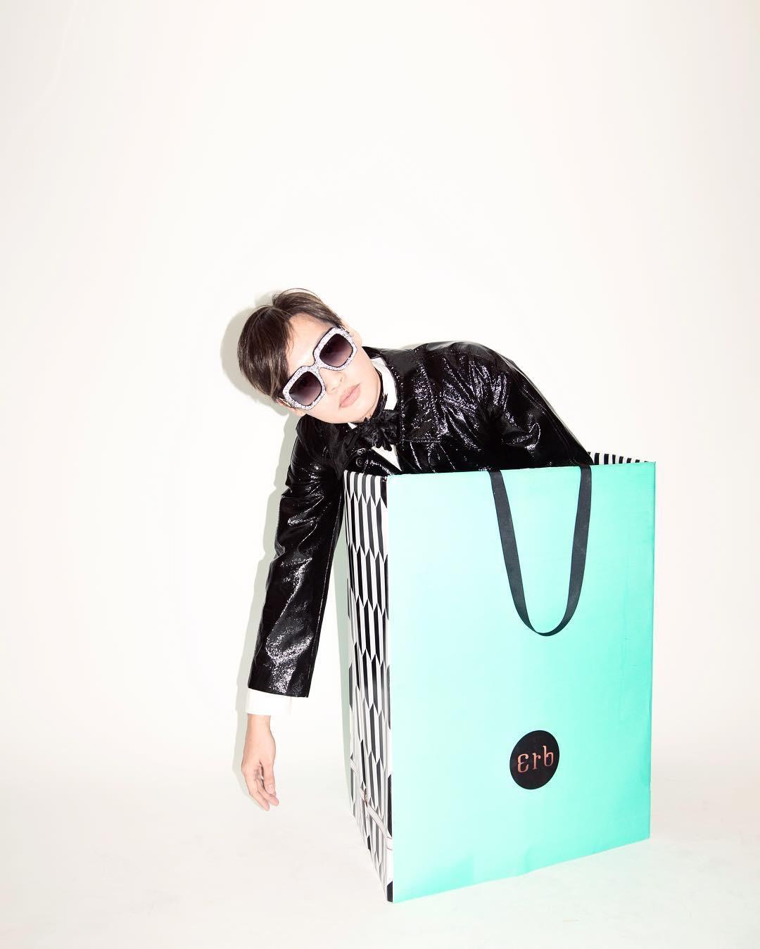 MM Candy của anh là một trong những fashion blog hàng đầu Bangkok.