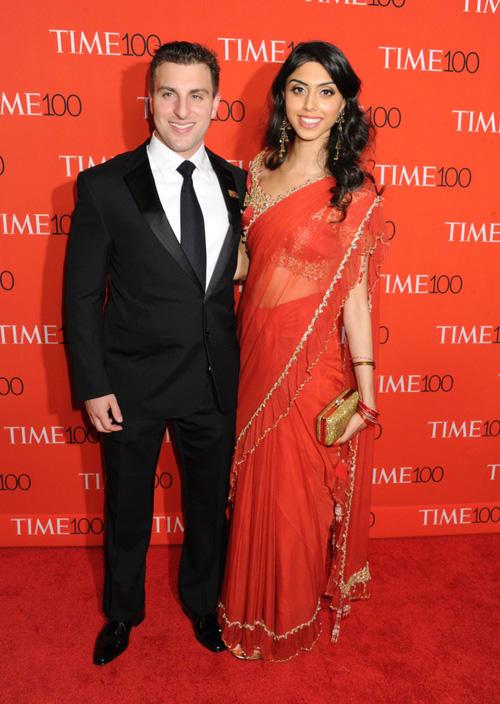 Những cặp đôi ngôi sao Hollywood - đại gia công nghệ đẹp như mơ, ai nói kiều nữ thì cứ phải đi cùng soái ca - Ảnh 7.
