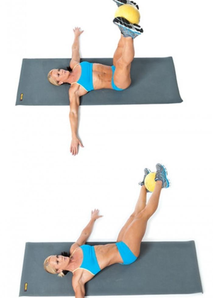 Động tác nào giảm vòng eo tốt gấp 10 lần gập bụng?