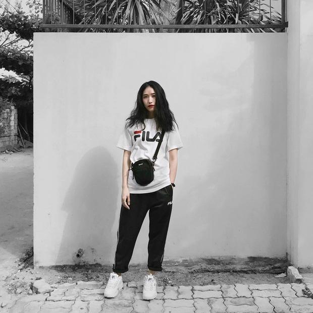 Giới trẻ châu Á người người nhà nhà đang diện T-shirt và sneaker Fila chất phát ngất ra sao? - Ảnh 7.