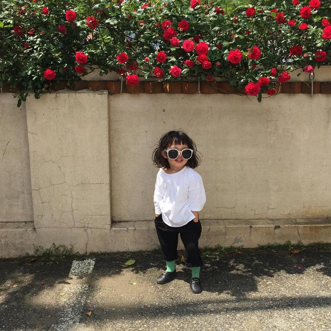 Có con gái vừa xinh vừa mặc điệu thế này thì ngắm cả ngày cũng không chán!