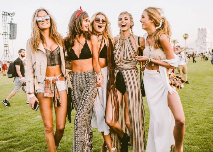 6 lễ hội âm nhạc đình đám thế giới, quy tụ những cô nàng sành điệu nhất
