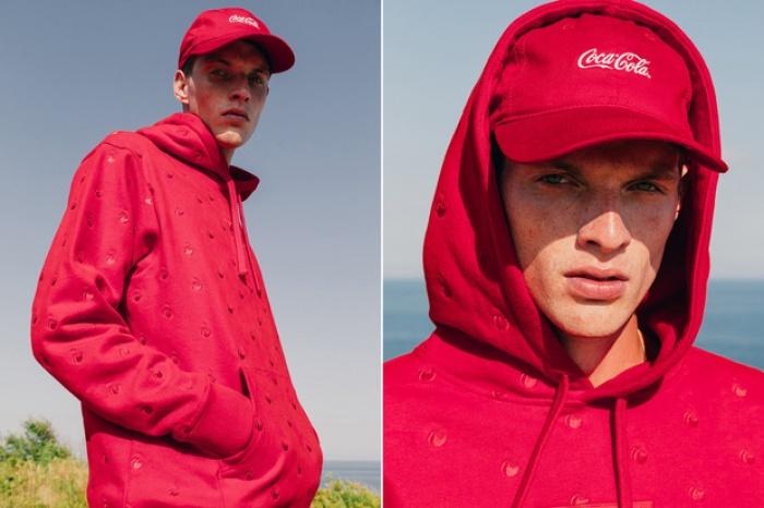 Không chỉ sản xuất nước ngọt, Coca-Cola vừa bắt tay tạo ra BST collab siêu đẹp và nhanh chóng cháy hàng - Ảnh 12.