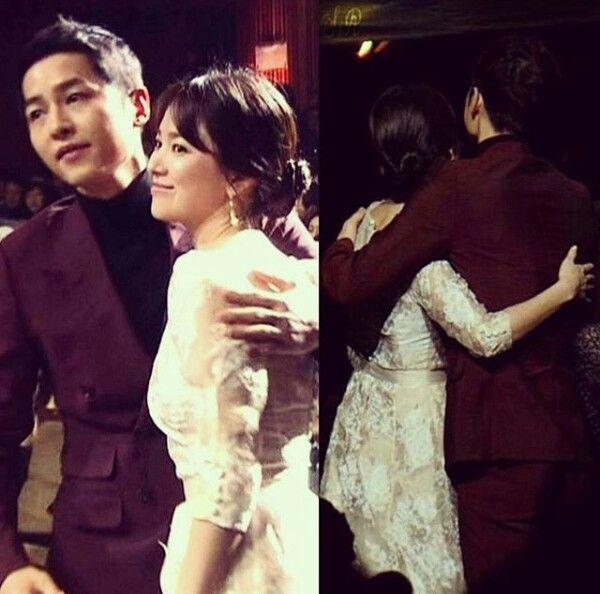 Song Joong Ki thú nhận vì yêu Song Hye Kyo nên không kìm nén được cảm xúc - Ảnh 3.
