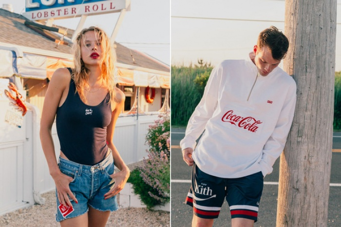 Không chỉ sản xuất nước ngọt, Coca-Cola vừa bắt tay tạo ra BST collab siêu đẹp và nhanh chóng cháy hàng - Ảnh 9.