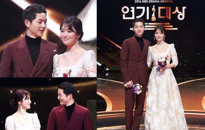 Song Joong Ki thú nhận vì yêu Song Hye Kyo nên không kìm nén được cảm xúc - Ảnh 4.