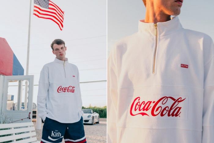 Không chỉ sản xuất nước ngọt, Coca-Cola vừa bắt tay tạo ra BST collab siêu đẹp và nhanh chóng cháy hàng - Ảnh 8.