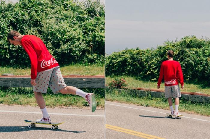 Không chỉ sản xuất nước ngọt, Coca-Cola vừa bắt tay tạo ra BST collab siêu đẹp và nhanh chóng cháy hàng - Ảnh 20.