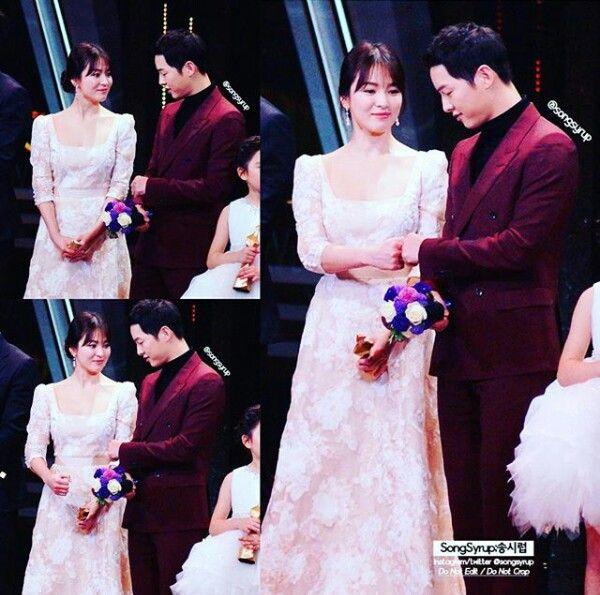 Song Joong Ki thú nhận vì yêu Song Hye Kyo nên không kìm nén được cảm xúc - Ảnh 5.