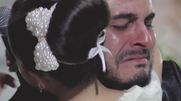 Tại hôn lễ, chú rể thừa nhận đã yêu người khác, cô dâu bật khóc khi biết đó là ai - Ảnh 4.