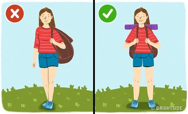 7 hoạt động hàng ngày có thể làm tổn thương cột sống của bạn